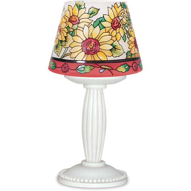 Joan Baker Designs LSM402 Tuscany Candle Holder Shade Only