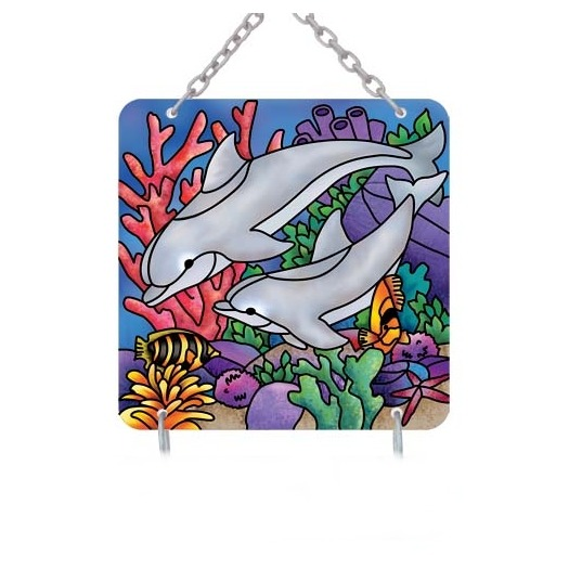 Special Sale SFS4033 Joan Baker Designs SFS4033 Dolphins