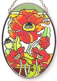 Joan Baker Designs SO171 Poppies