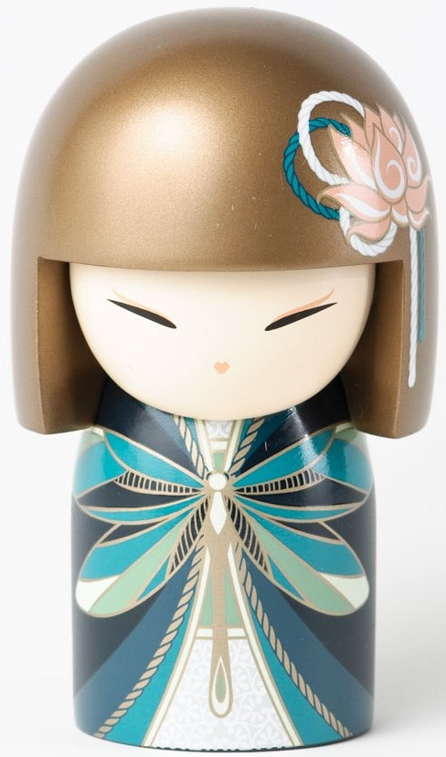 kimmidoll Collection 4034699 Kimmi Yuna Calm Maxi Doll