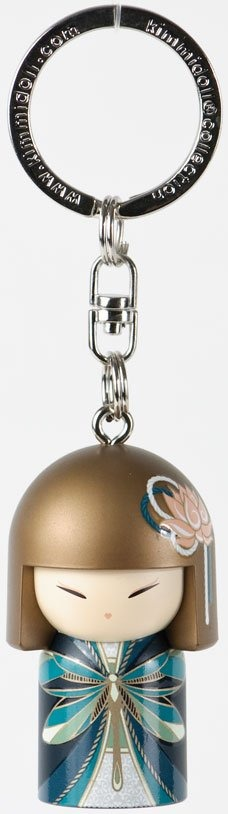 kimmidoll Collection 4034705 Yuna Calm Maxi Keychain