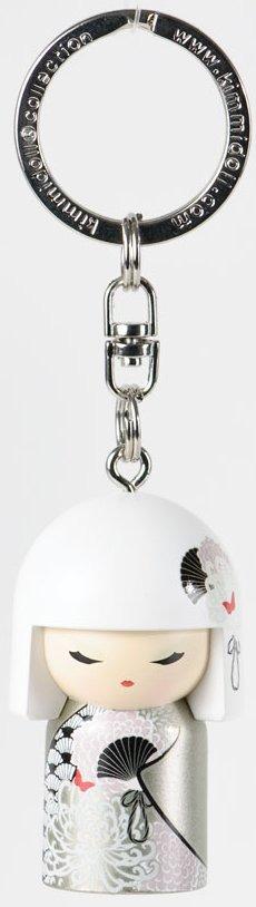 kimmidoll Collection 4034707 Yoriko Dependable Maxi K Keychain