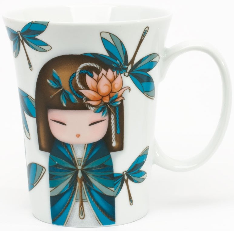 kimmidoll Collection 4035180 Kimmi Mug Yuna Calm
