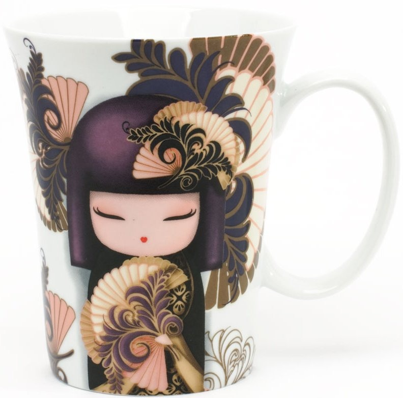kimmidoll Collection 4035181 Kimmi Mug Chikako Insightful
