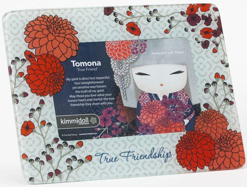 kimmidoll Collection 4040742 Tomona True Friend Photo Frame