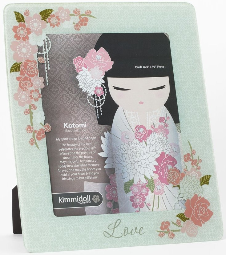kimmidoll Collection 4040743 Bride Love 8x10 Photo Frame