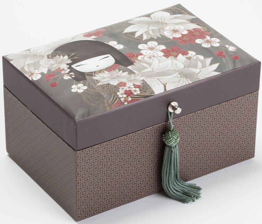 kimmidoll Collection 4040748 Tatsumi Powerful Jewelry Box