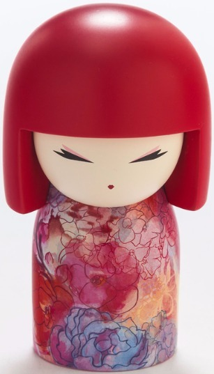 kimmidoll Collection 4046756 Kimmi Maxi Doll Yuka Warm Hear