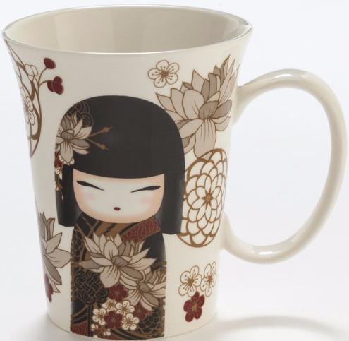 kimmidoll Collection 4046939 Kimmi Mug Tatsumi Powerful