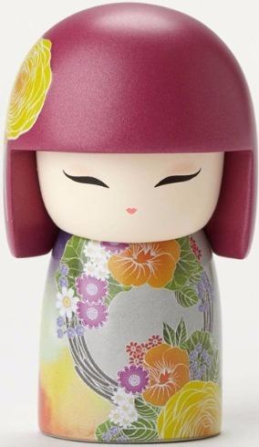kimmidoll Collection 4052699 Kimmi Mini Doll Sumiyo Empathy