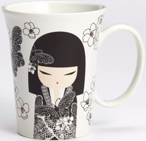 kimmidoll Collection 4052710 Kimmi Mug Tomie Charity