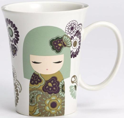 kimmidoll Collection 4052714 Kimmi Mug Mie Prosperous Mug