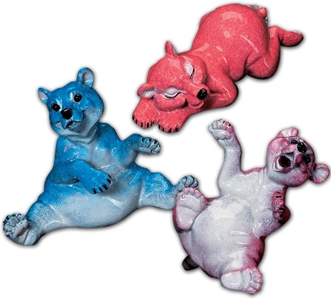 Kitty's Critters 8153 Bear Trio Bear