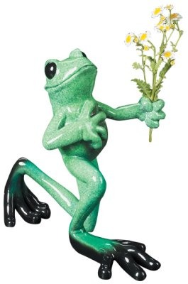 Kitty's Critters 8155 Romeo Figurine Frog