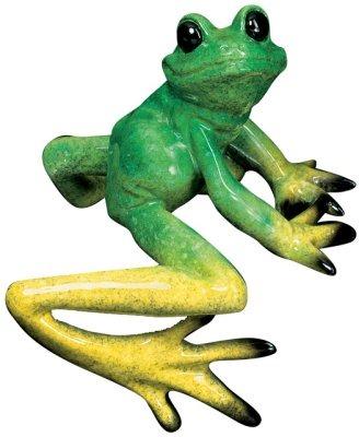 Kitty's Critters 8194 Drucilla Figurine Frog