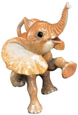 Kitty's Critters 8206 Peanut Figurine Elephant