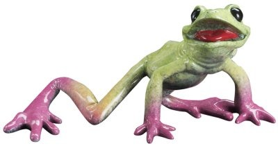 Kitty's Critters 8235 Slim Figurine Frog