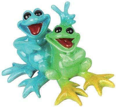 Kitty's Critters 8546 Buddies Figurine Frog