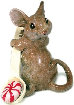 Kitty's Critters 8628 Sweetie Figurine Mouse