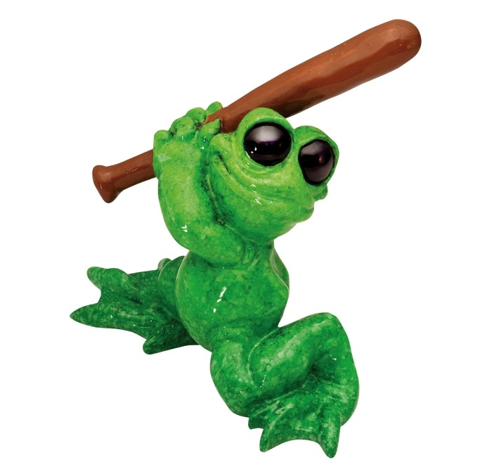 Kitty's Critters 8651 Homer Figurine Frog