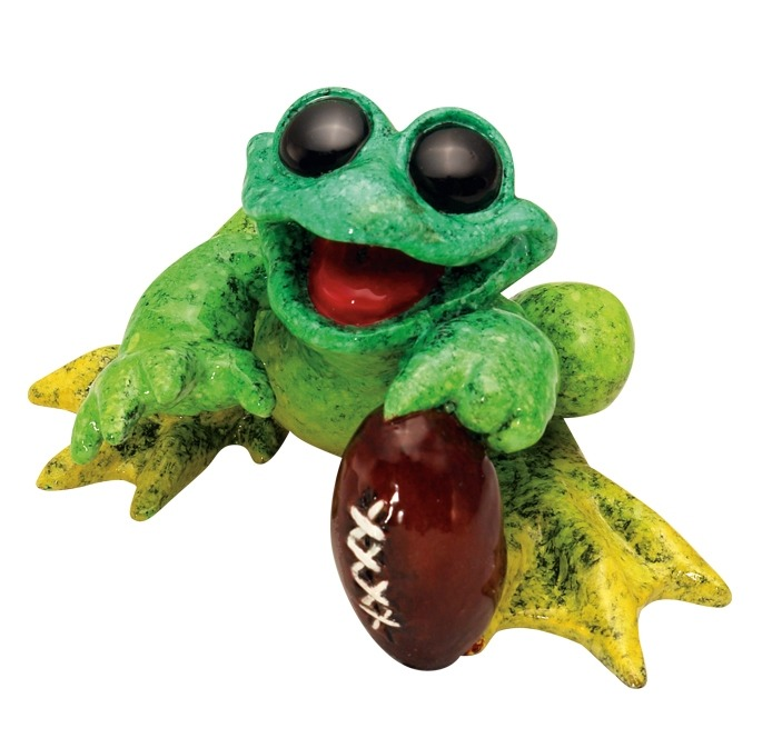 Kitty's Critters 8653 Vince Figurine Frog