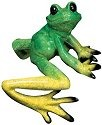 Kitty's Critters 8194 Drucilla Figurine Frog