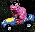 Kitty's Critters 8322 Hot Rod Frog