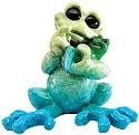 Kitty's Critters 8486 Jake Figurine Frog