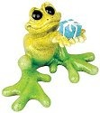 Kitty's Critters 8541 Just For You Figurine Frog