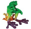 Kitty's Critters 8586 The Thinker Figurine Frog
