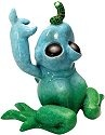 Kitty's Critters 8649 Stanley Figurine Frog