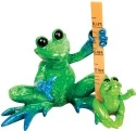 Kitty's Critters 8699 Growing Up Figurine Frog