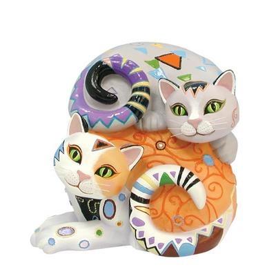 Kleo Kats 13024 KuddleKats Figurines