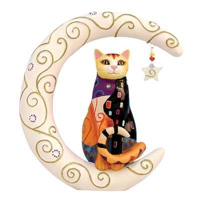 Kleo Kats 13026 Moonkat Figurines