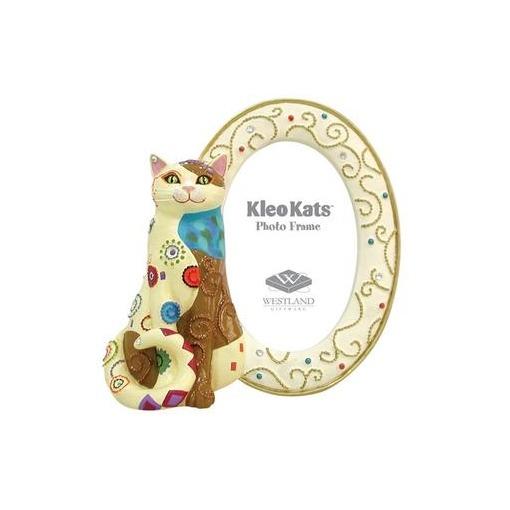 Special Sale 13034 Kleo Kats 13034 Sitting Pretty Cat Frame