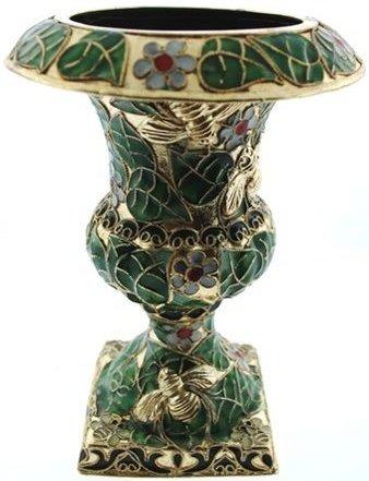 Kubla 4263BE Bee Flower Vase