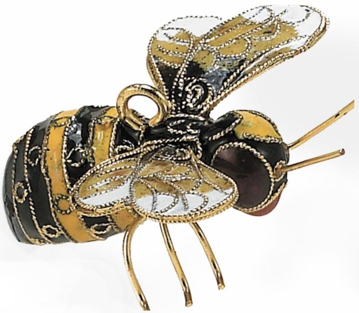 Kubla 4814 Bee Set of 6 Ornament