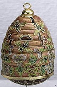 Kubla 4935 Bee Ornament
