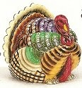 Kubla 3963 Turkey Jeweled Box