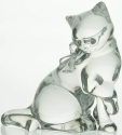 Estate Items LNXCatGentleBeauty Lenox Crystal Cat Gentle Beauty