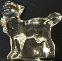 Estate Items LNXCatSassy Lenox Crystal Cat Sassy