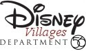 Disney Villages by Department 56