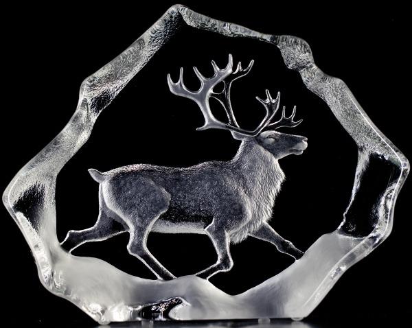 Maleras 33126 Reindeer Ltd Edition 975 pcs