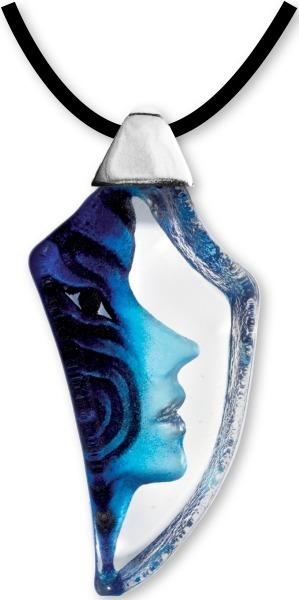 Maleras 84100 Necklace Amazona blue