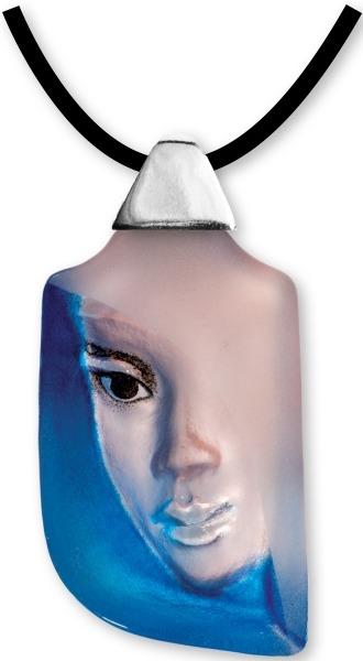 Maleras 84103 Necklace Mazzai blue