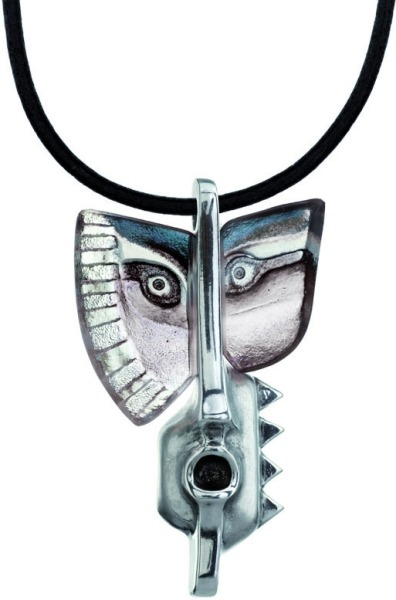 Maleras 84303 Necklace Rurik blue grey Ltd Ed 975