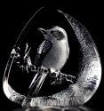 Mats Jonasson Crystal 33638 Flycatcher