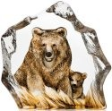 Mats Jonasson Crystal 33889 Brown Bear