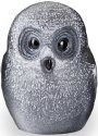 Mats Jonasson Crystal 34052 Owl Black small