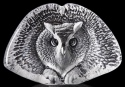 Mats Jonasson Crystal 34196 Owl NA Exclusive